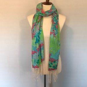 lilly pulitzer • murfee scarf •